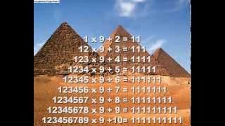 Download lagu Нумерология пирамид Pyramid numerology MP3