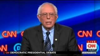 "Hillary Clinton vs. Bernie Sanders  ""I"" vs. ""We"" Super Cut"