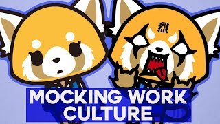 Aggretsuko How To Mock Work Culture