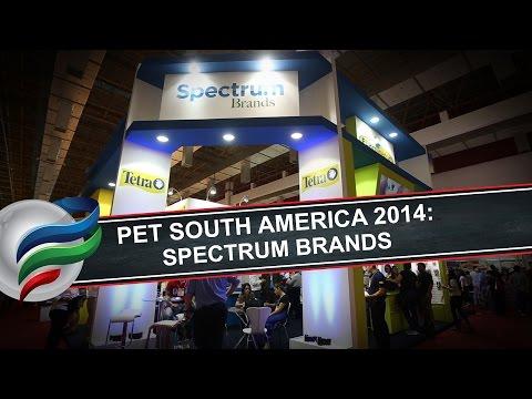 Tv da Feira - Pet South America 2014 - Estande da Spectrum Brands