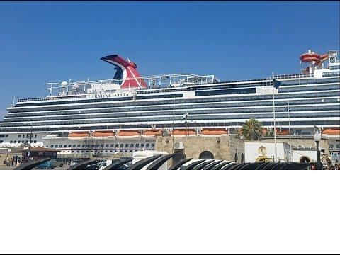 Carnival Vista Tour The New Ship