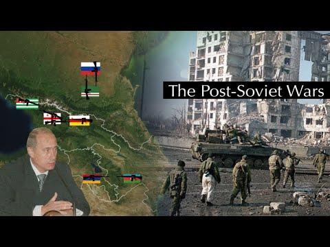 The Post-Soviet Wars (Part 1)    The Caucasus