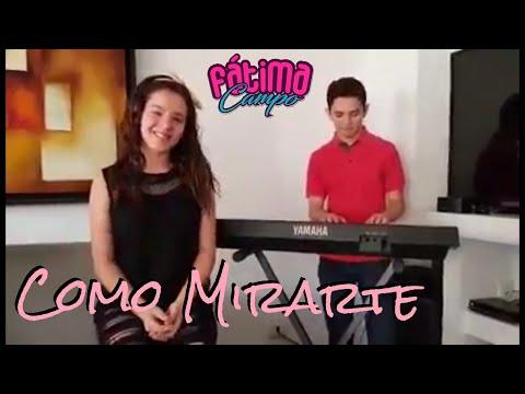 Como mirarte💕 (Cover)-Sebastián Yatra