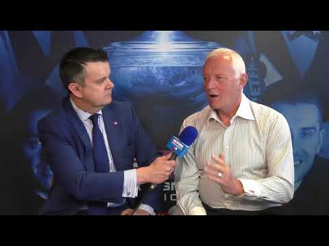 Anthony Joshua EXCLUSIVE with Barry Hearn!