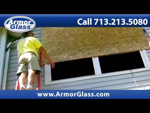 Window Security Film - Armor Glass®