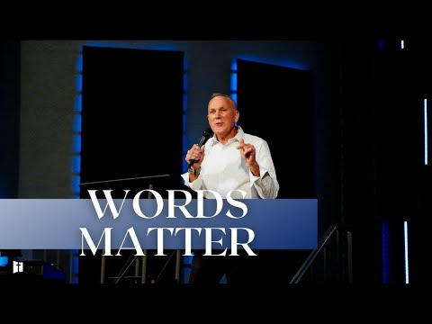 Words Matter | Rick Douglass