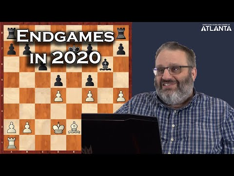 Endgames: Major Competitions in 2020, with GM Ben Finegold