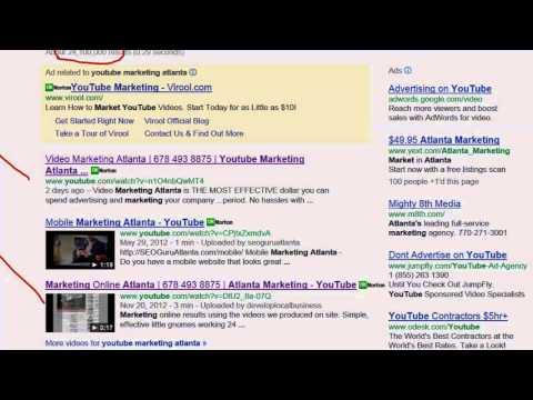 Best Video SEO Services Atlanta | 601 212 5433 | Online Marketing Atlanta Ga
