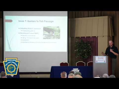 Pennsylvania  Wild Trout Summit:  DCNR Wild Trout Managment Plan