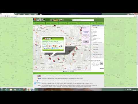 Harta Campingurilor Din Romania Youtube