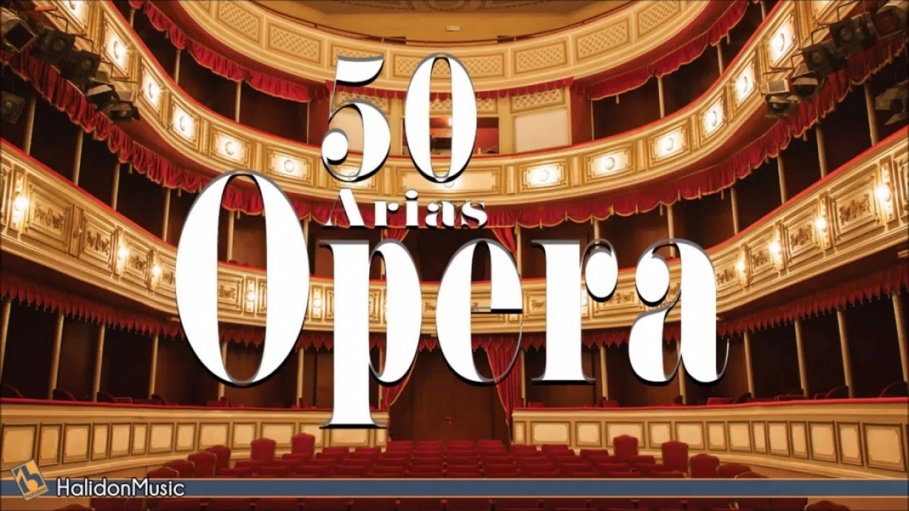 Download Maria Callas, Luciano Pavarotti - 50 Most Beautiful Opera Arias & Ouvertures