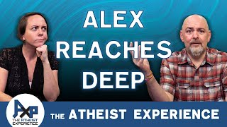 A Theist Who Defines God! Wow! | Alex-FL |  The Atheist Experience 24.32 YouTube Videos