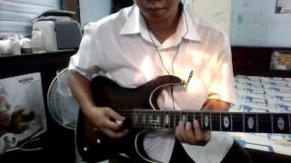Sầu Tím Thiệp Hồng - guitar cover