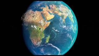 The Solar System - 3D Animation [25 fps]