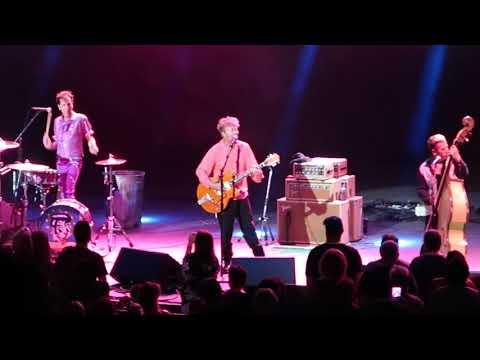Stray Cats / Lust n' Love / Pacific Amphitheatre / Costa Mesa, CA / 8/17/18