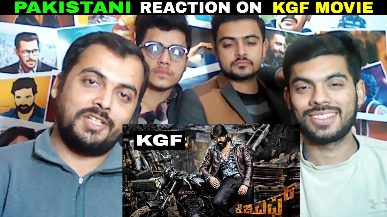 Kgf Movie Review By Pakistani Youtube