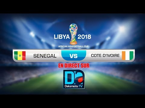 [REPLAY] Finale de la Coupe d'Afrique de mini-Foot  : Revive