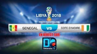 [REPLAY] Finale de la Coupe d'Afrique de mini-Foot  : Revivez le match Sénégal -Côte d'Ivo