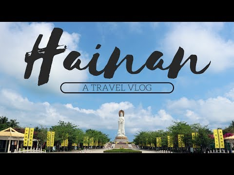 HAINAN | CHINA - Travel Vlog #3