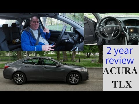 2017 Acura TLX | 2 year ownership review |