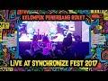 Kelompok Penerbang Roket Live at SynchronizeFest   8 Oktober 2017