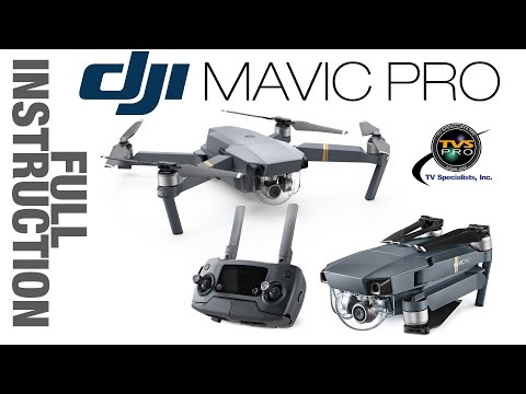 DJI Mavic Full Instruction Video (v2.0 FREE!!!)