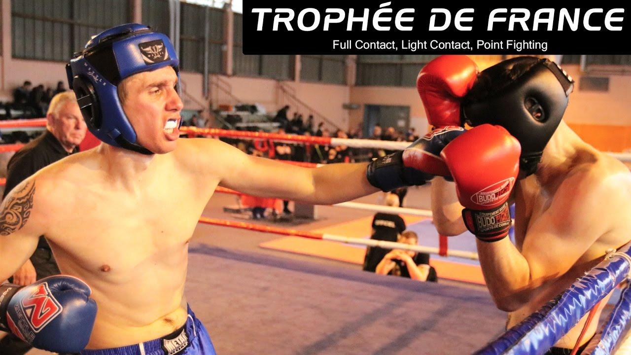 Full Contact Combat Sport >> Trophee De France 2017 Full Contact Light Contact Point Fighting