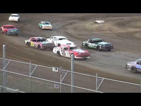 IMCA Hobby Stock Heat 2 Independence Motor Speedway 8/18/18
