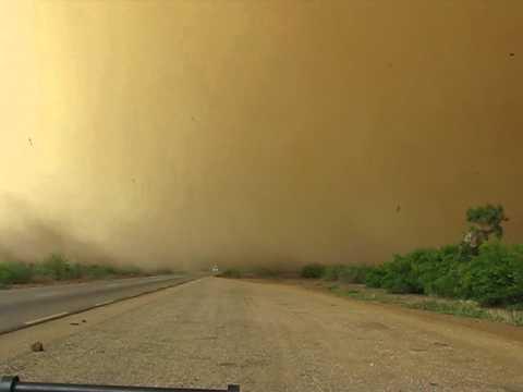 Harmattan Dust Storm