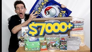 *ULTRA RARE* $7000+ Pokemon Mystery Box!!!!
