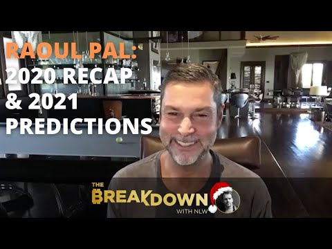 Raoul Pal's 2021 Predictions for Bitcoin, Central Bank Digital Currencies, Emerging Markets & More