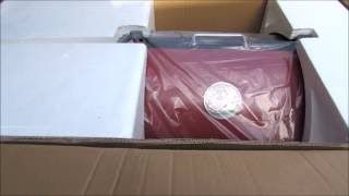 Rec-Tec RT-300 Pellet Grill - Unboxing, Curing and First Cook