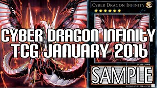 Cyber Dragon Infinity Coming To Tcg In Breakers Of Shadow On January 2016!