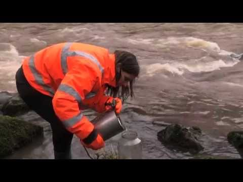 GCU Research: Our involvement in EU research into pharmaceutical pollution