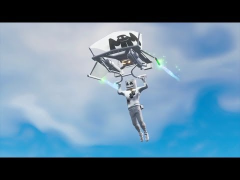 Marshmello Plays Fortnite in Marshmello Skin + Battle Royale Gameplay Highlights Mp3