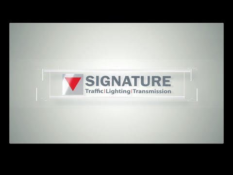 We are Signature Limited - Traffic | Street Lighting | Transmission