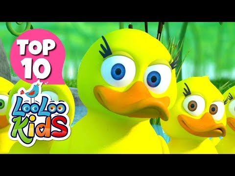 Top 10 Most Popular Songs for Children on YouTube