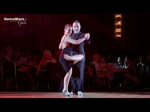 Tortsen Thiele - Viktoria Baumann | DanceStars Gala Düsseldorf 2017 - Tango Argentino Show