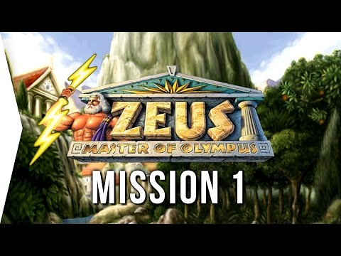 Zeus: Master of Olympus ► Mission 1 Founding Thebes - [1080p Widescreen]