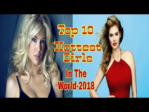 Girl world hottest in the is what the Top 15