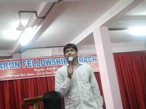 Sharon fellowship Church kanjirappally Pr. Thomas Philip 11.02.2018 (Sunday Worship)