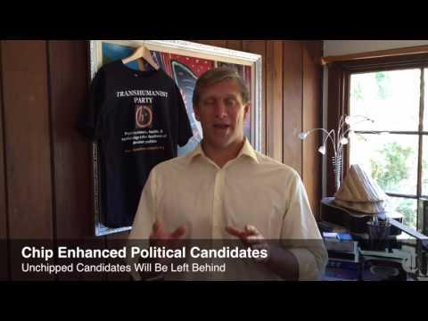 Zoltan Istvan, Transhumanist Party Presidential Candidate