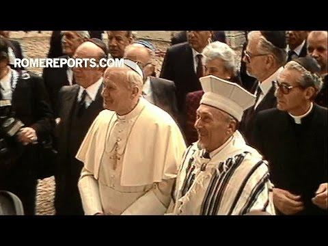 Vatican mở cửa triển lãm về mối quan hệ giữa Đức Gioan Phaolo II và cộng đồng người Do Thái