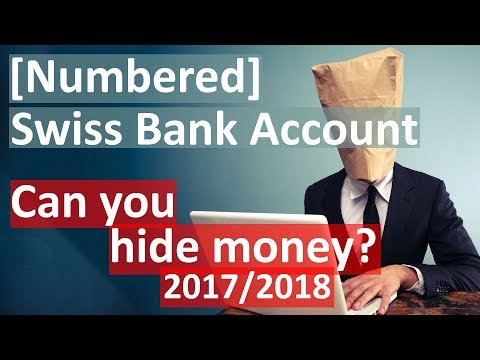 Help with Swiss Bank Account [Ex-UBS Lawyer Survival Tips]