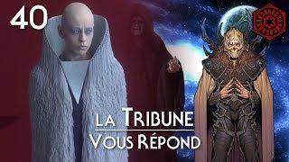 LTR #40 - LES AUTRES GALAXIES ET SLY MOORE - La Tribune vous Répond