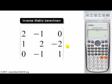 Laplacescher Entwicklungssatz, Ablauf, Determinante, Matrix nxn   Mathe by Daniel Jung from YouTube · Duration:  5 minutes 39 seconds