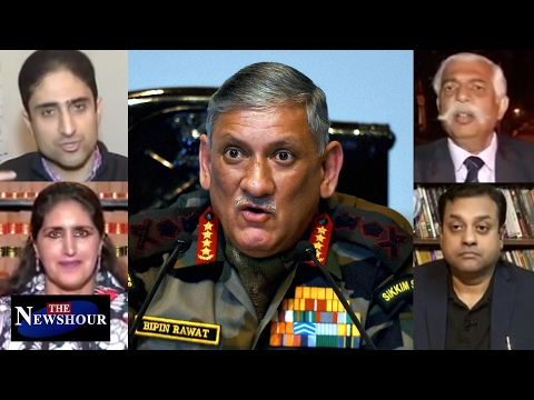 India First Or Votes First? :The Newshour Debate (16th Feb)