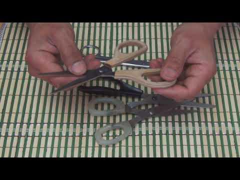 видео: Ремонт ножниц