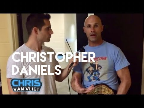 Christopher Daniels: Why WWE won't hire me, AJ Styles' WWE career so far, retiring in ROH, more