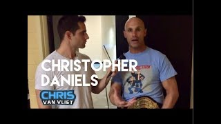 Baixar Christopher Daniels: Why WWE won't hire me, AJ Styles' WWE career so far, retiring in ROH, more